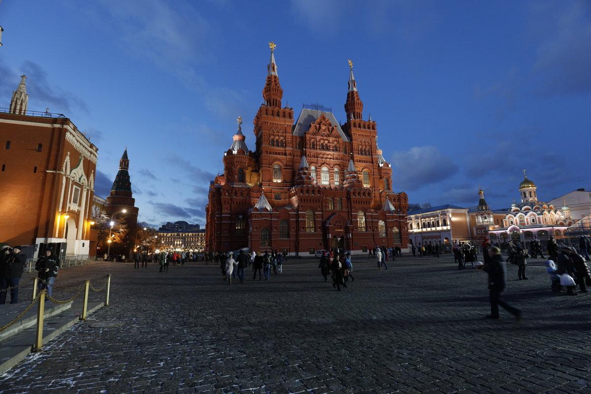 Москва Красная площадь - Sergey Prussakov
