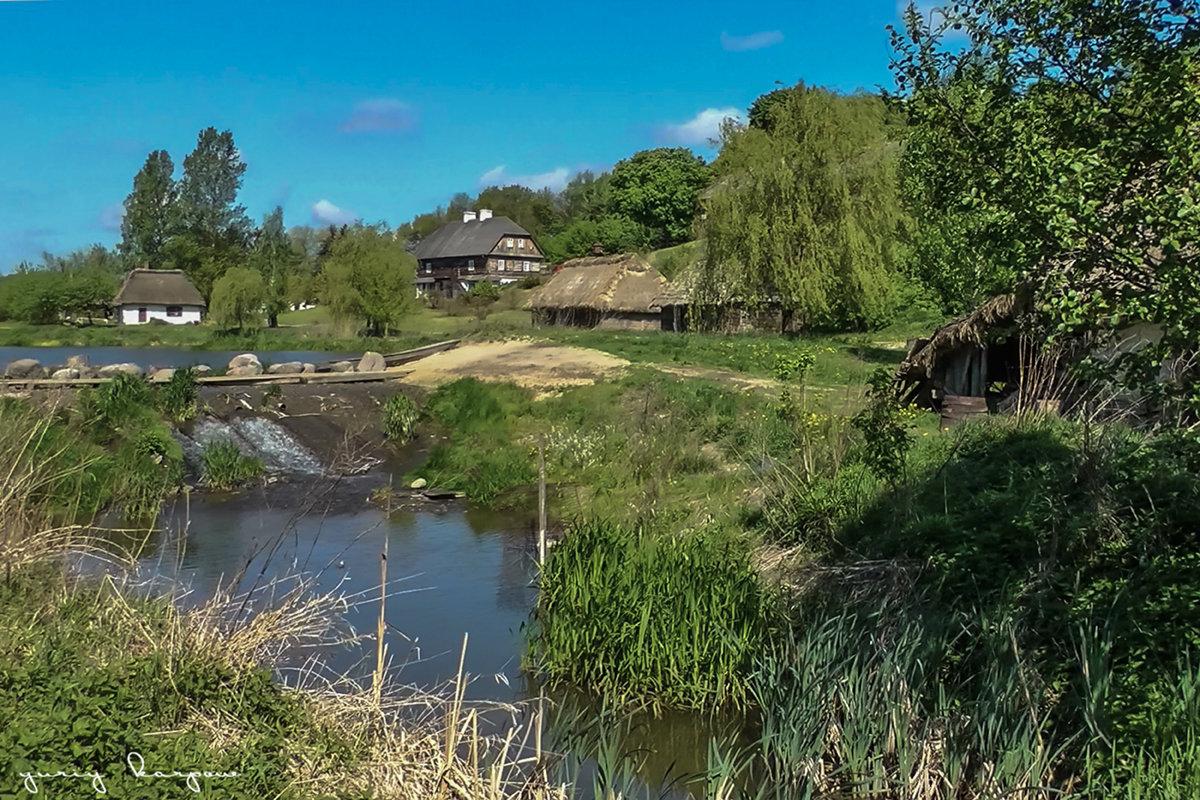 люблинская деревня - юрий карпов