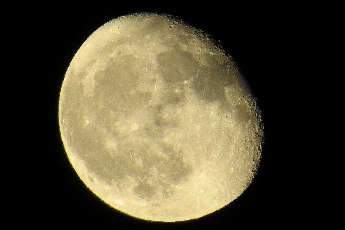 Луна в октябре - Natali