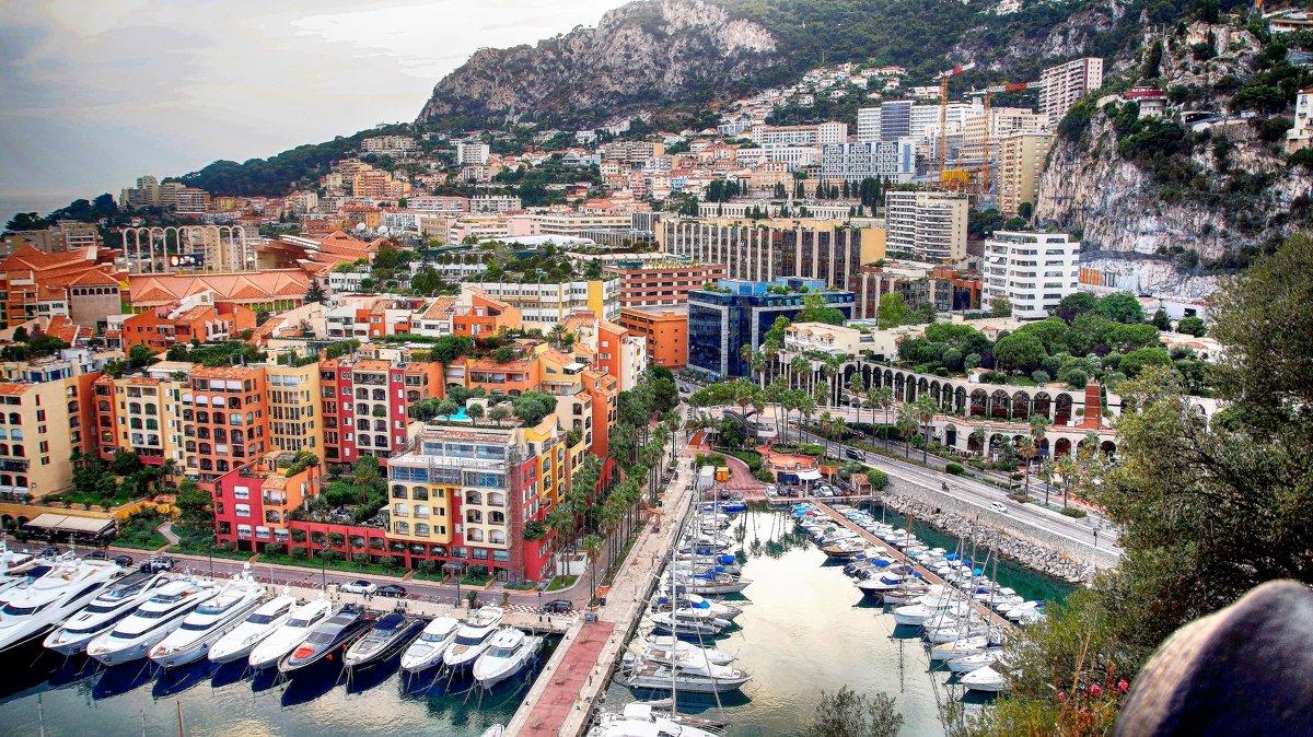 Монако.(3) - Лара ***