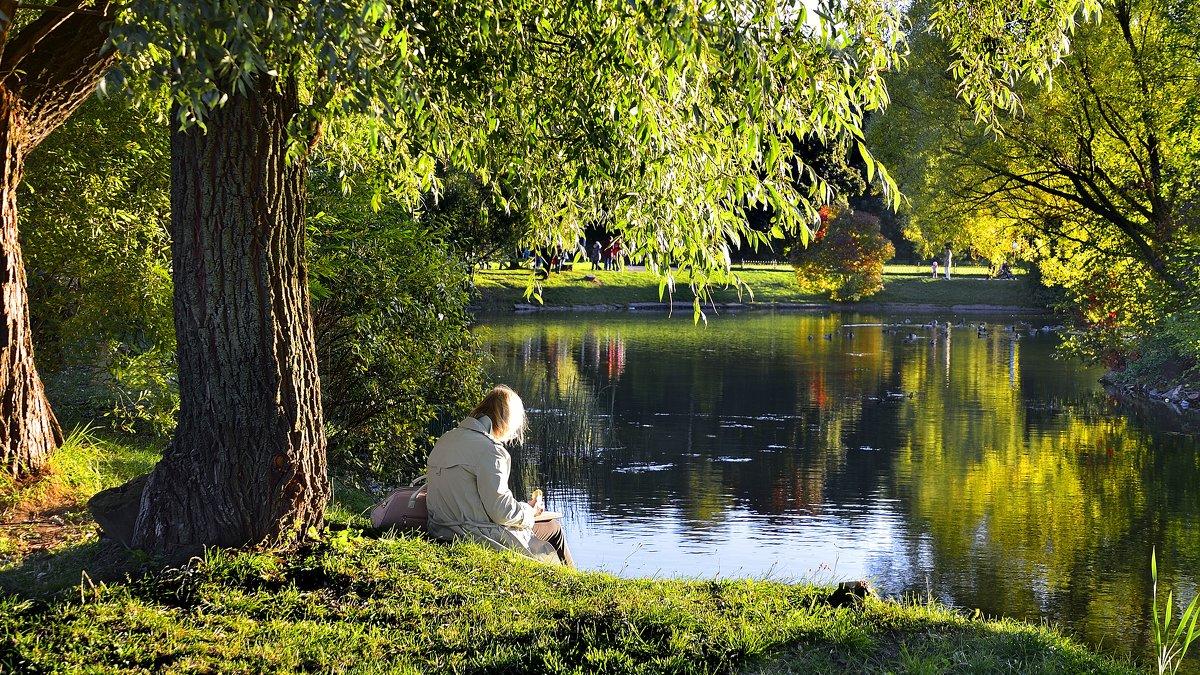 Осенняя идиллия - kolin marsh