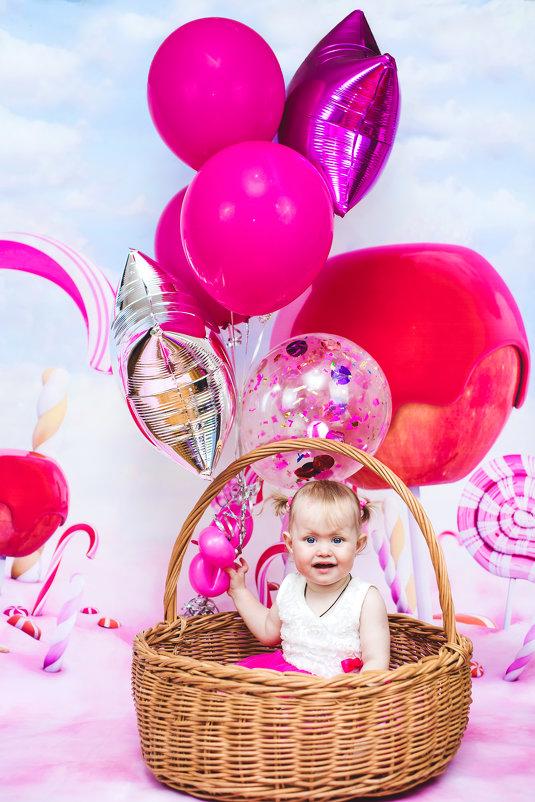 Первый день рождения! - Екатерина