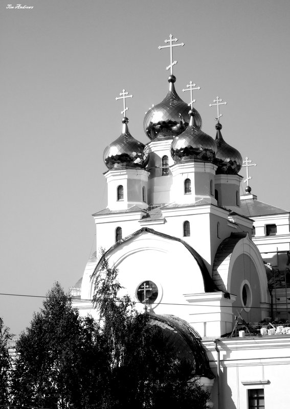 Храм во имя святителя Николая Чудотворца (Екатеринбург) - Tim Andrews