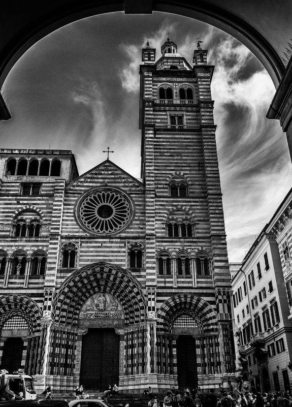 Генуя, кафедральный собор Сан Лоренцо - Владимир Брагилевский
