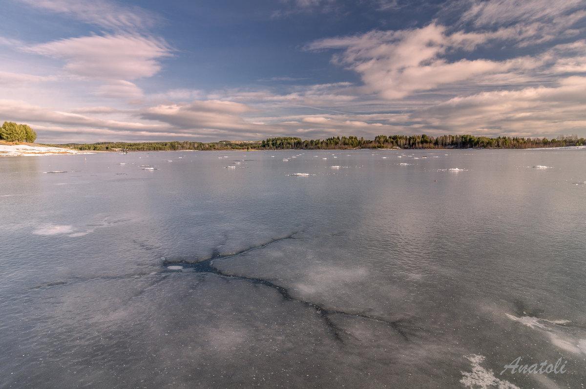 Первый лед - Анатолий
