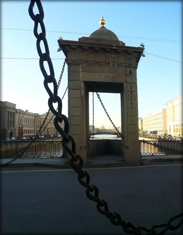 Мост Ломоносова - Galina Belugina