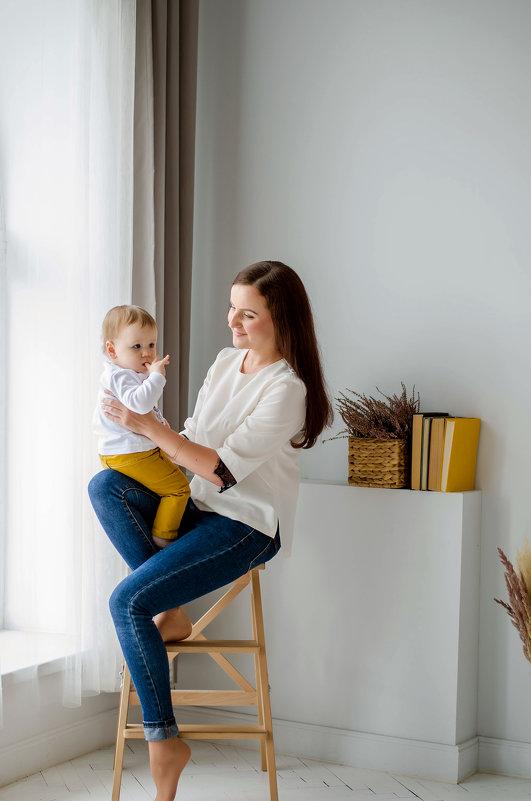 счастье быть мамой - Наталья Быстрова