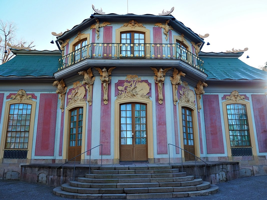 Drottningholm Китайский павильон - Swetlana V