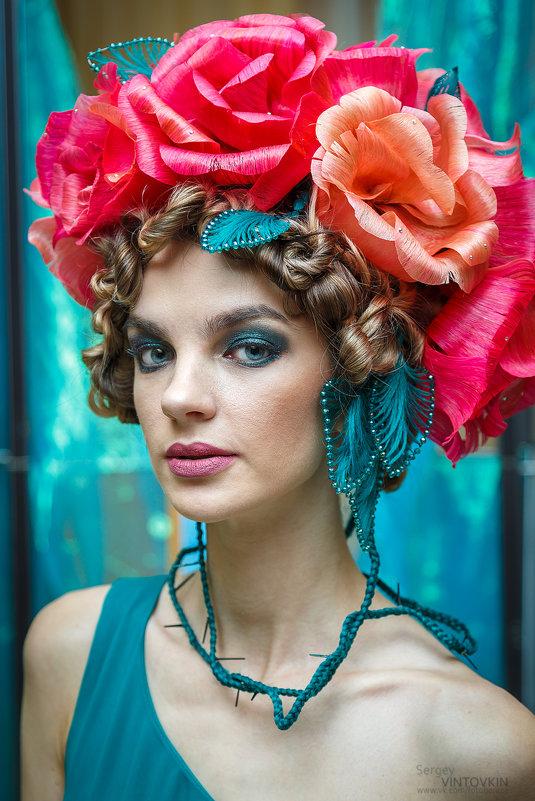 Девушка-цветок - Сергей Винтовкин