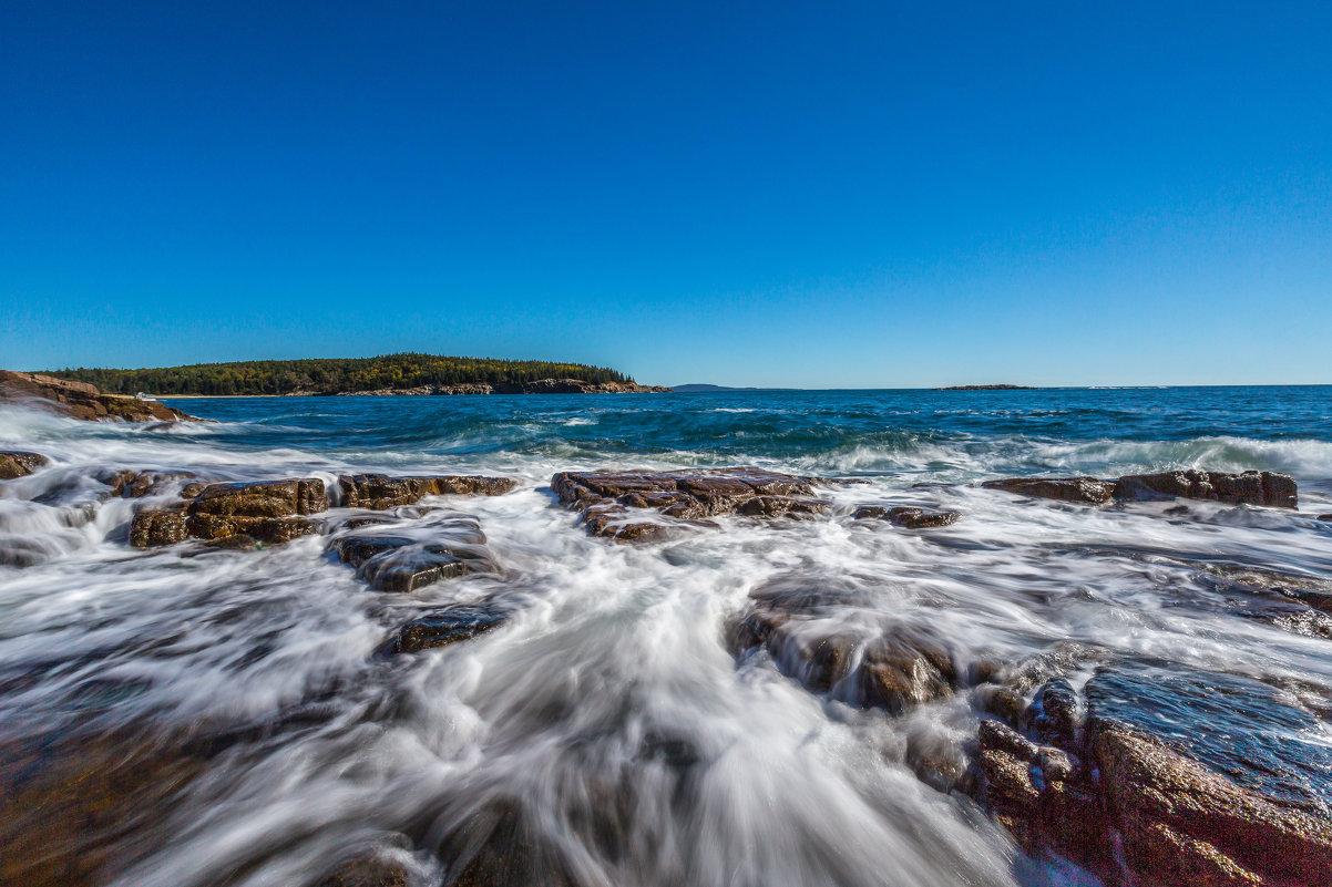 state Maine - Naum