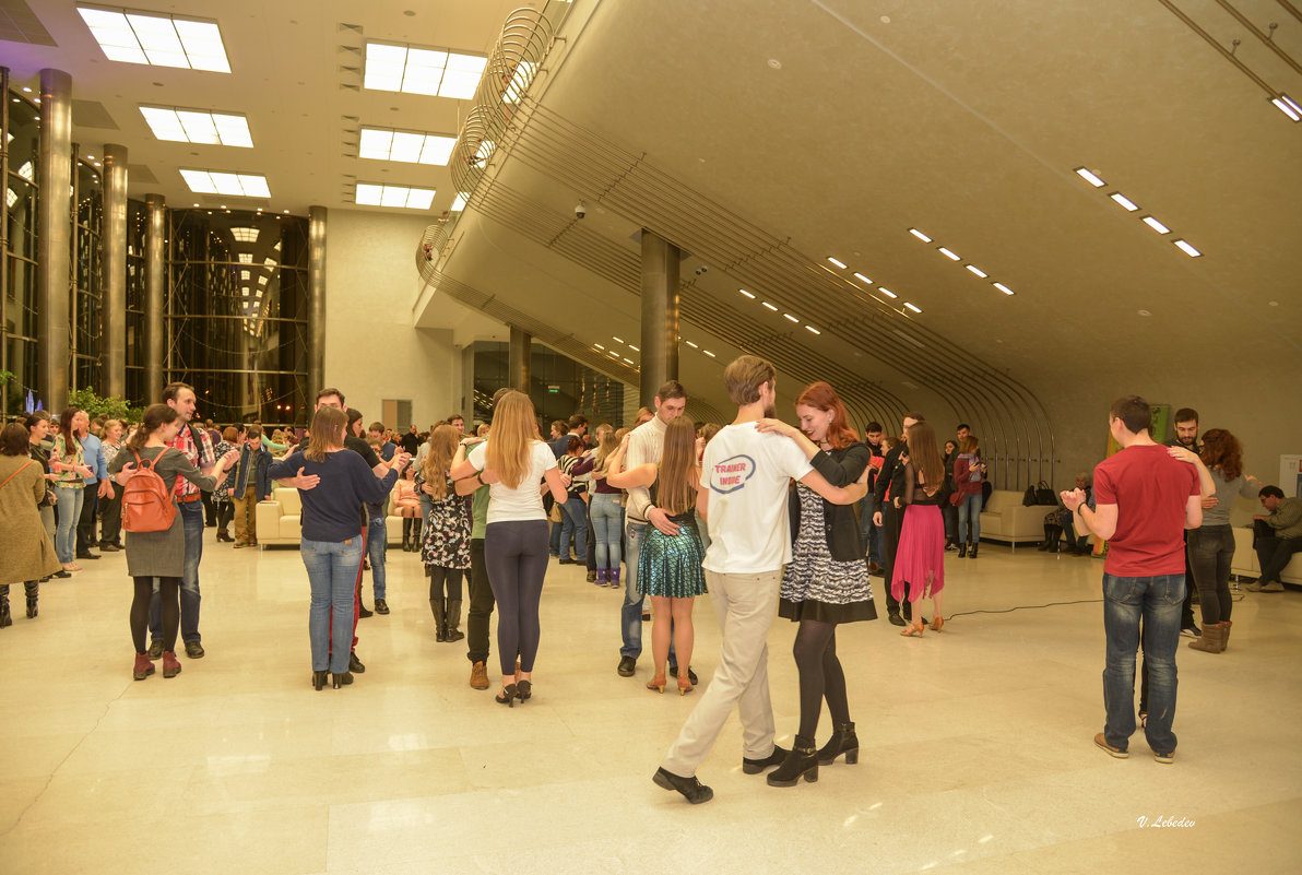 танцы, мастер-класс - cfysx