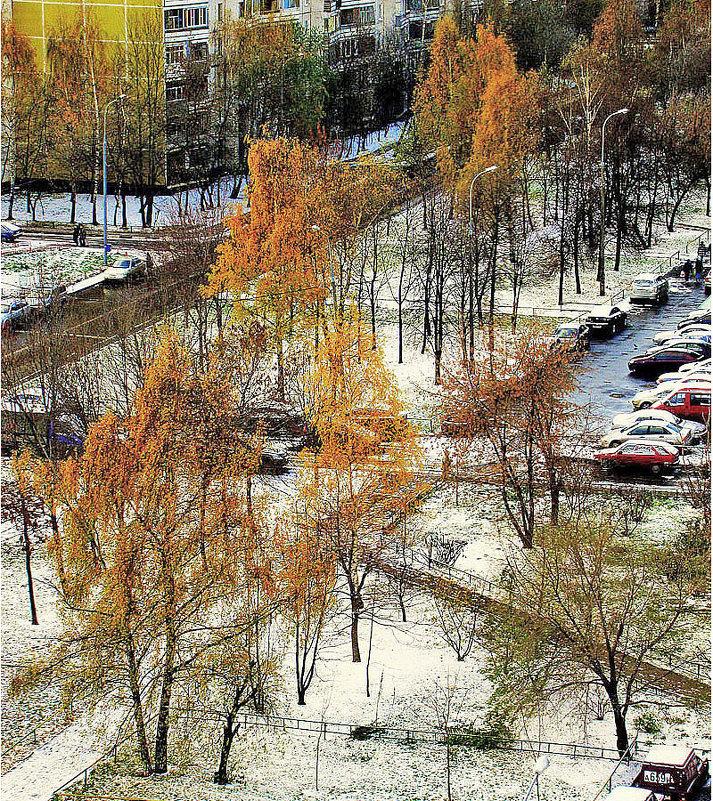 Ноябрь. Начало - Nikolay Monahov