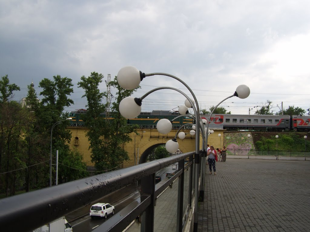фонарики на ветру :) - Анна Воробьева