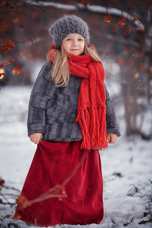 Первый снег - Маришка Ведерникова