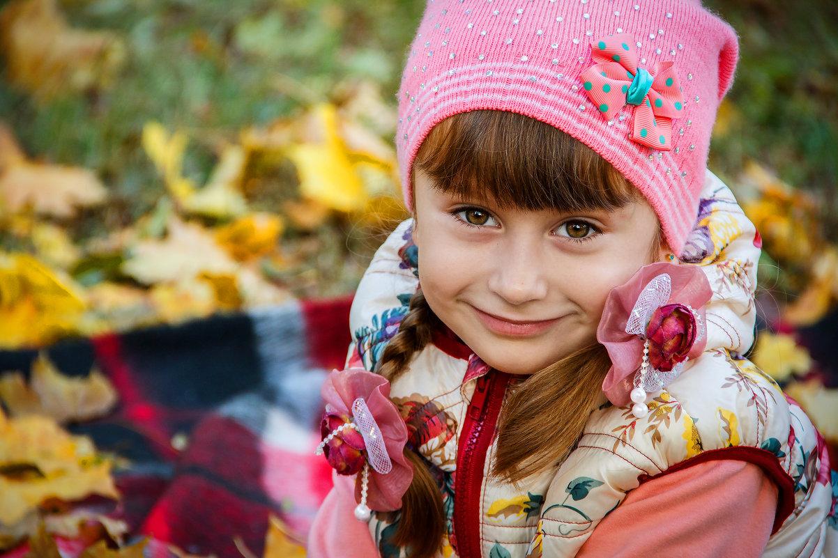 Маленькая красавица - Лилия Масло