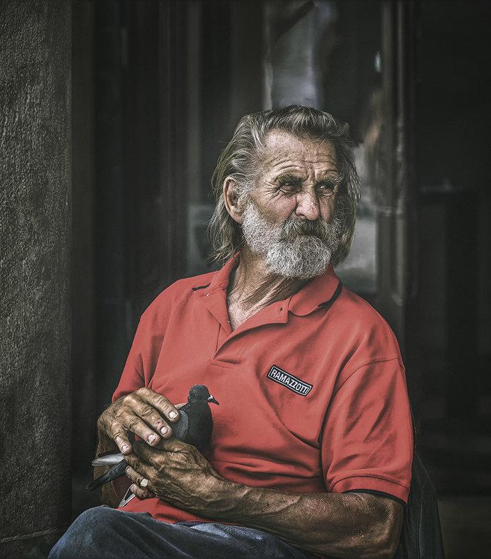 Отдыхающий краковский художник - Александр Бойко