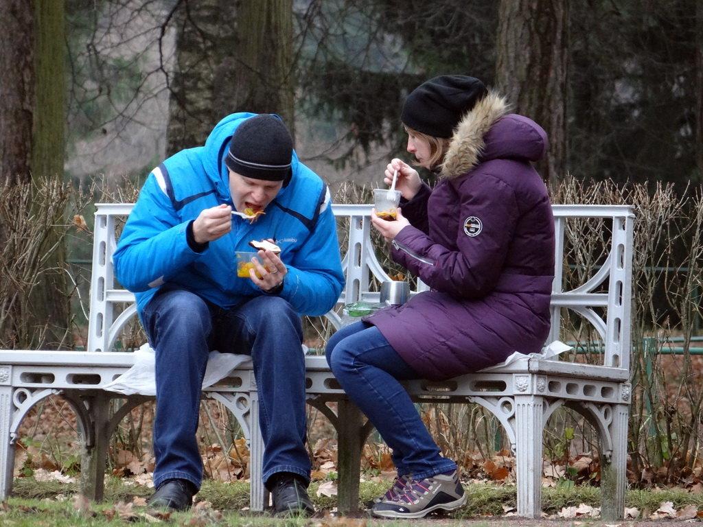 Ноябрьский перекус. - Алексей Цветков