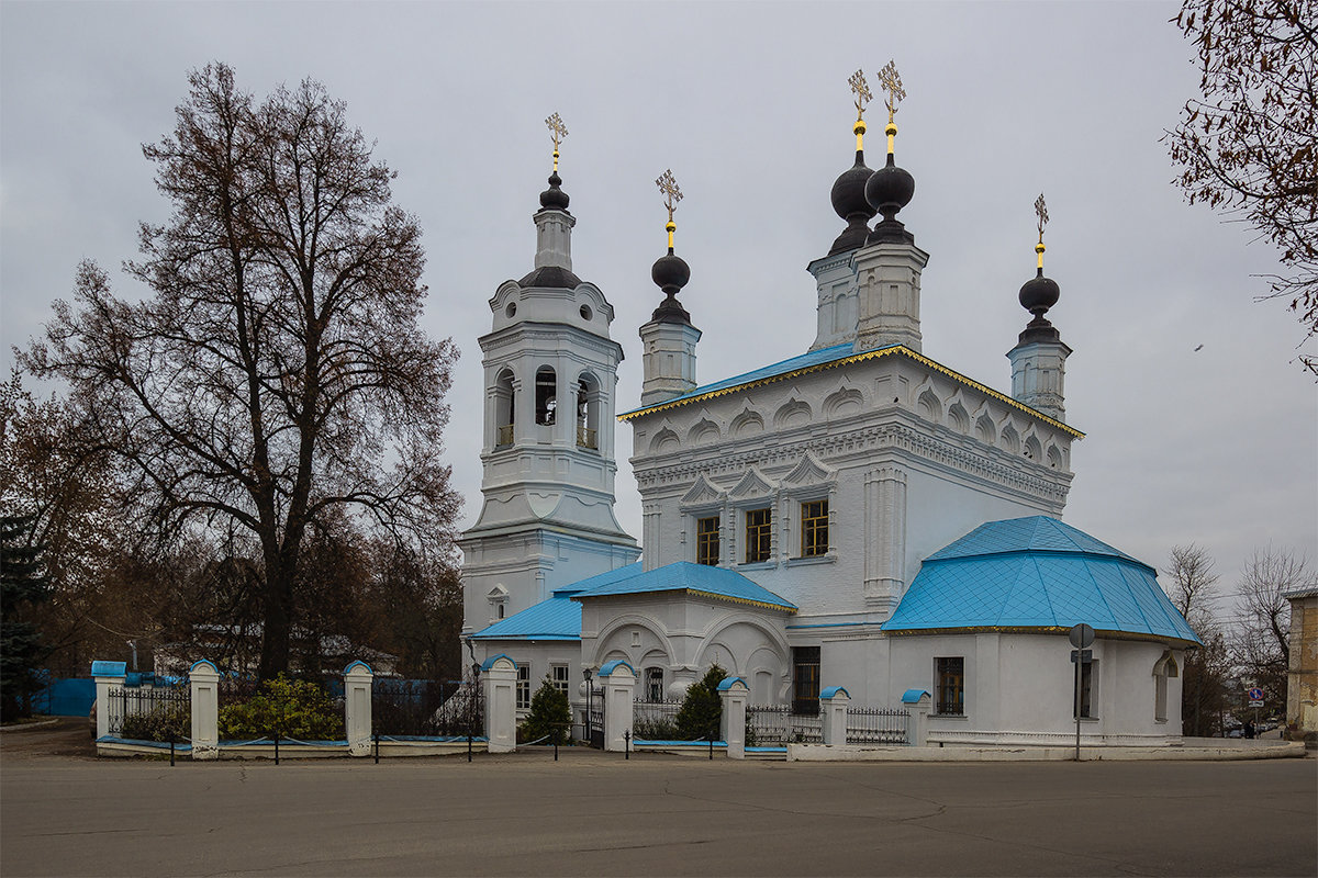 Церковь Покрова - Пресвятой Богородицы, город Калуга - Виктор