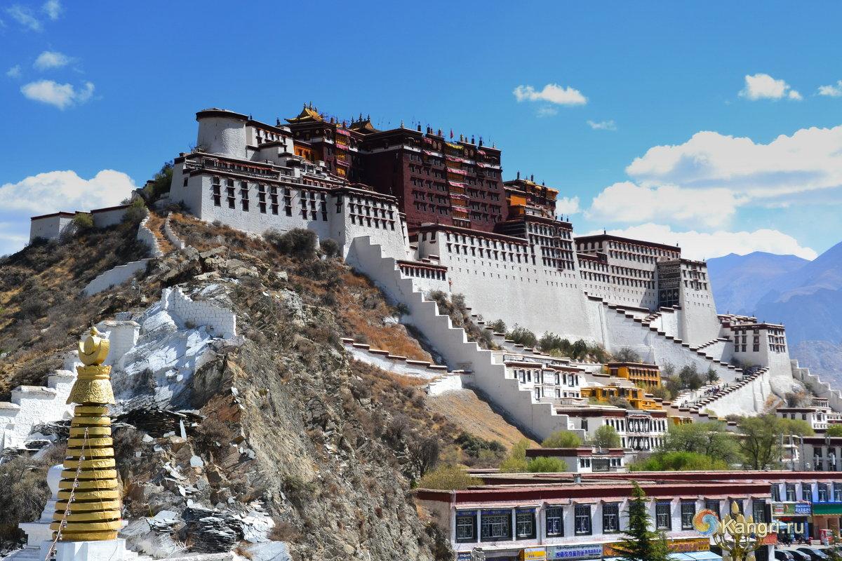 Дворец Далай-Ламы - Tengri K.