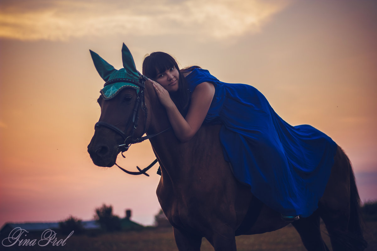 пурпурный закат - Кристина Пролыгина