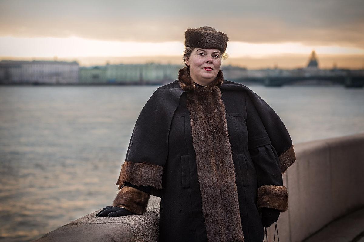 100 лет назад в Петрограде. - Виктор Седов