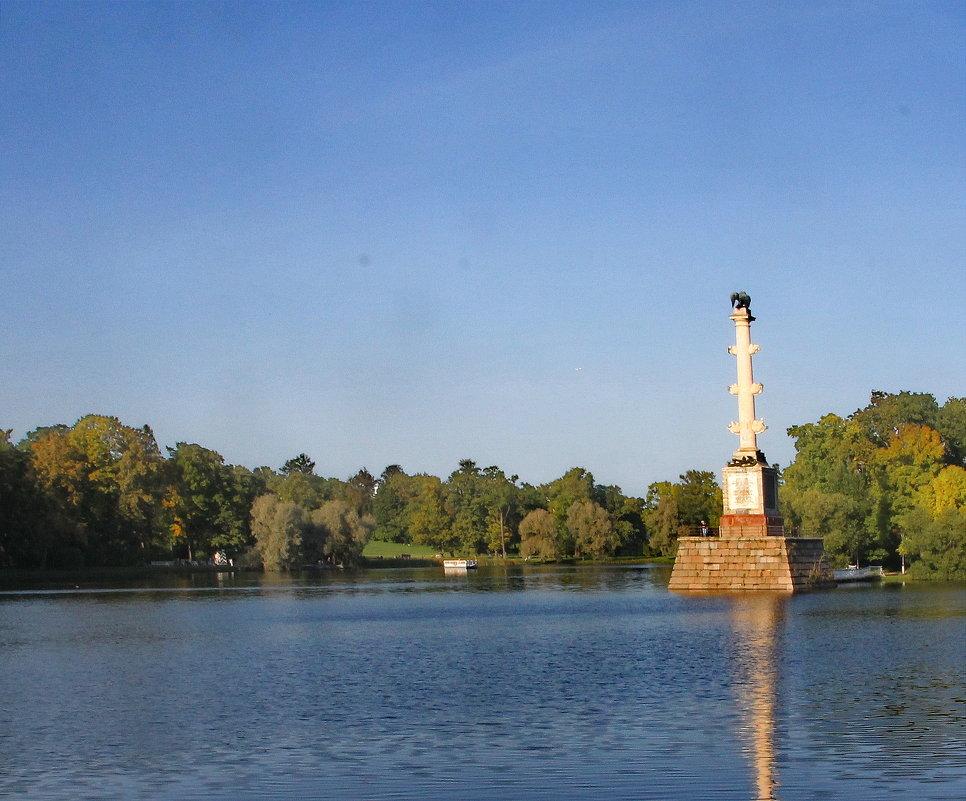 Осень в Екатерининском парке.... - Tatiana Markova