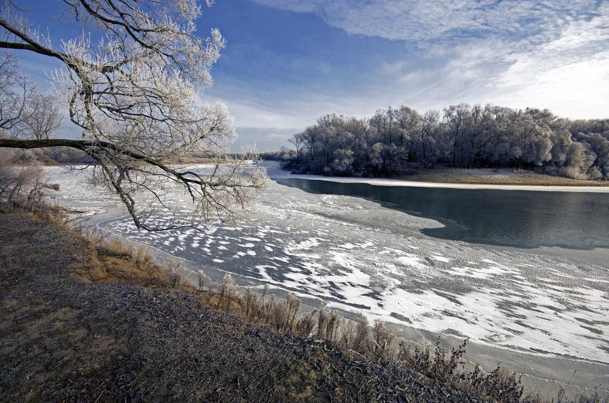 С видом на тот берег Десны - Дубовцев Евгений