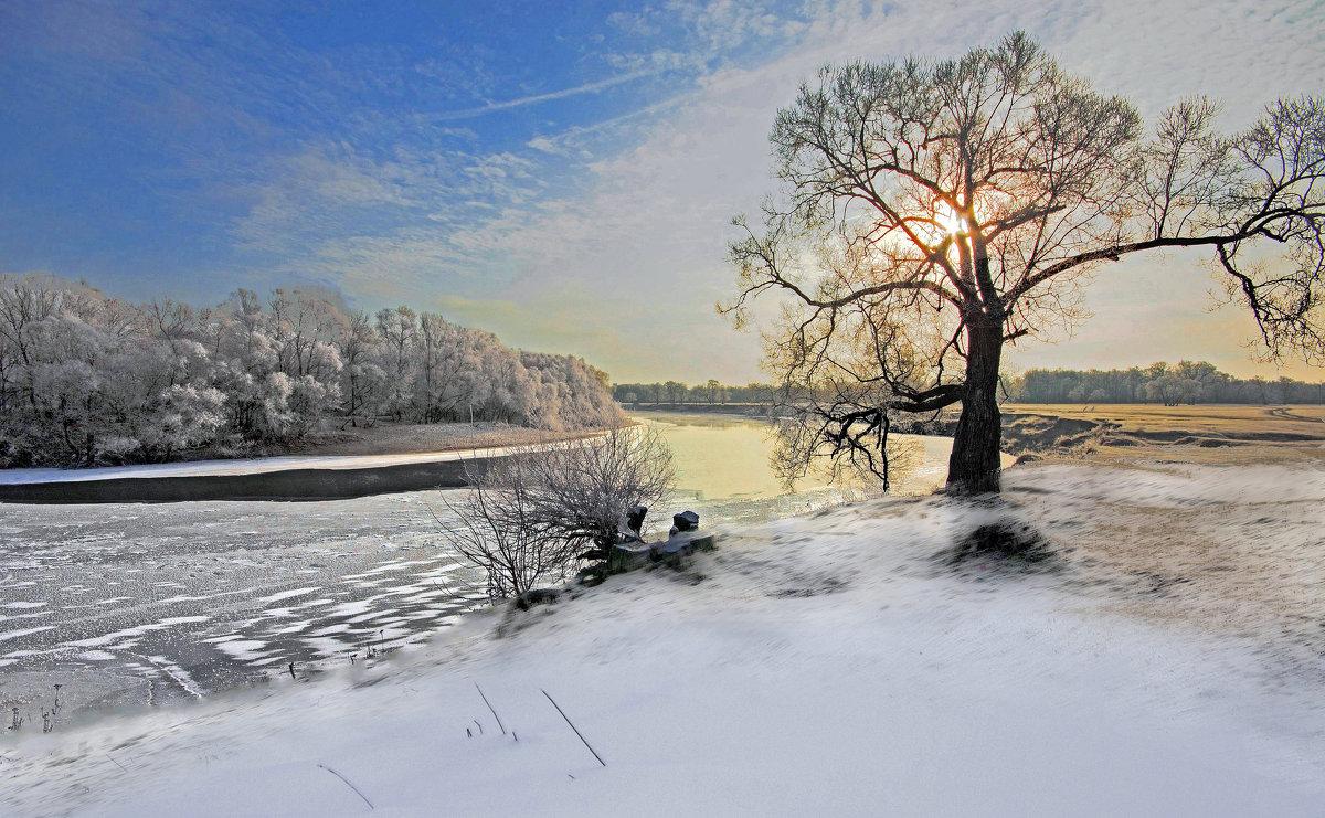 Уже зима - Дубовцев Евгений