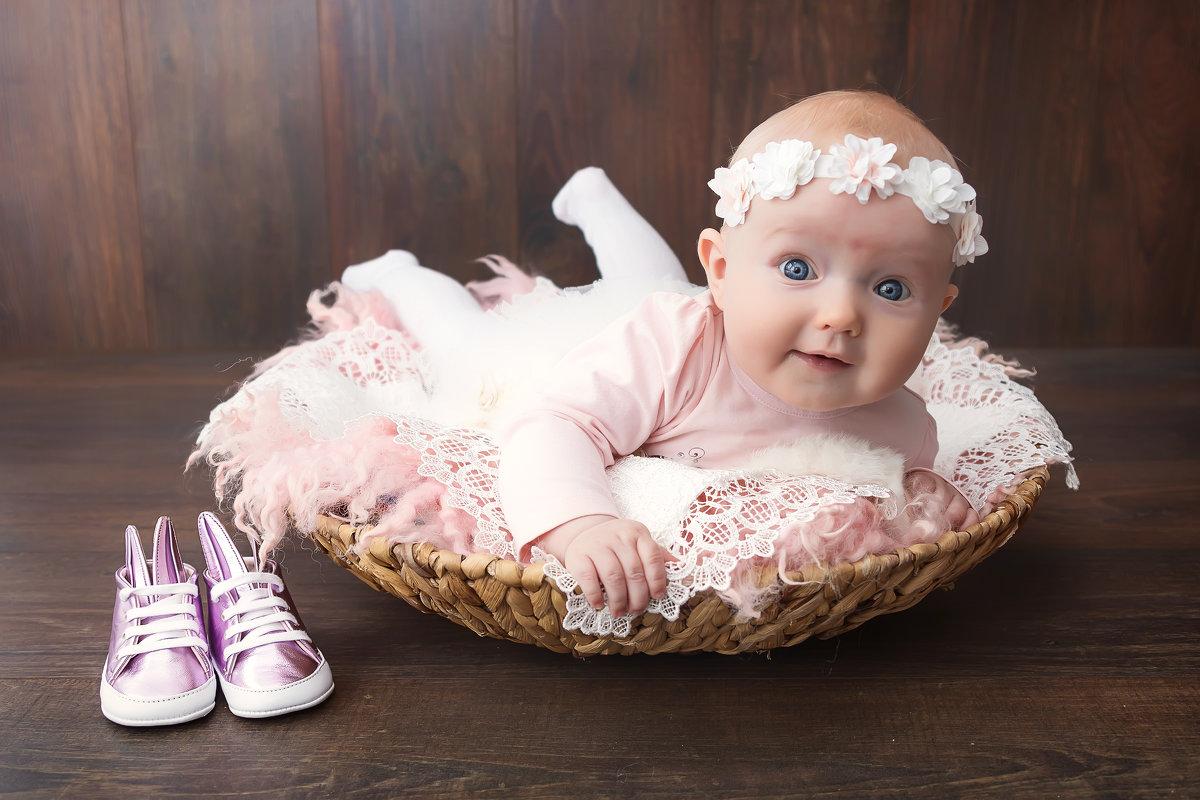 Маленькая леди - Евгения К