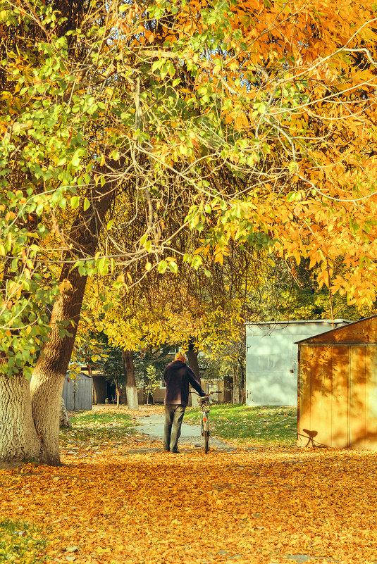 Первые опавшие листья - Алёна Найдёнова
