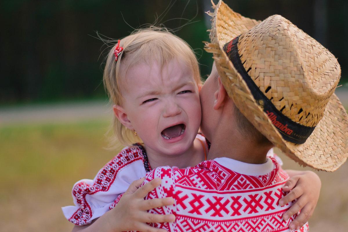 настоящие детские эмоции - Olga Schejko