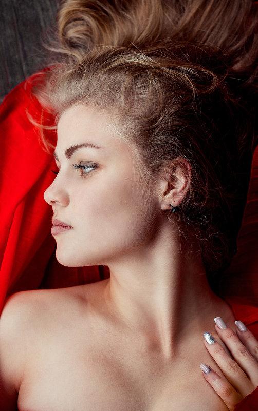 Нежность и страсть - Оксана