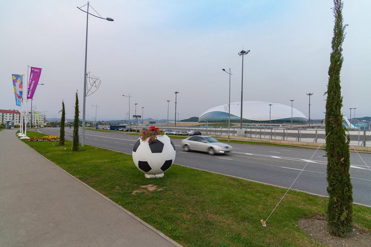 К чемпионату мира по футболу готовы - Алексей Лейба