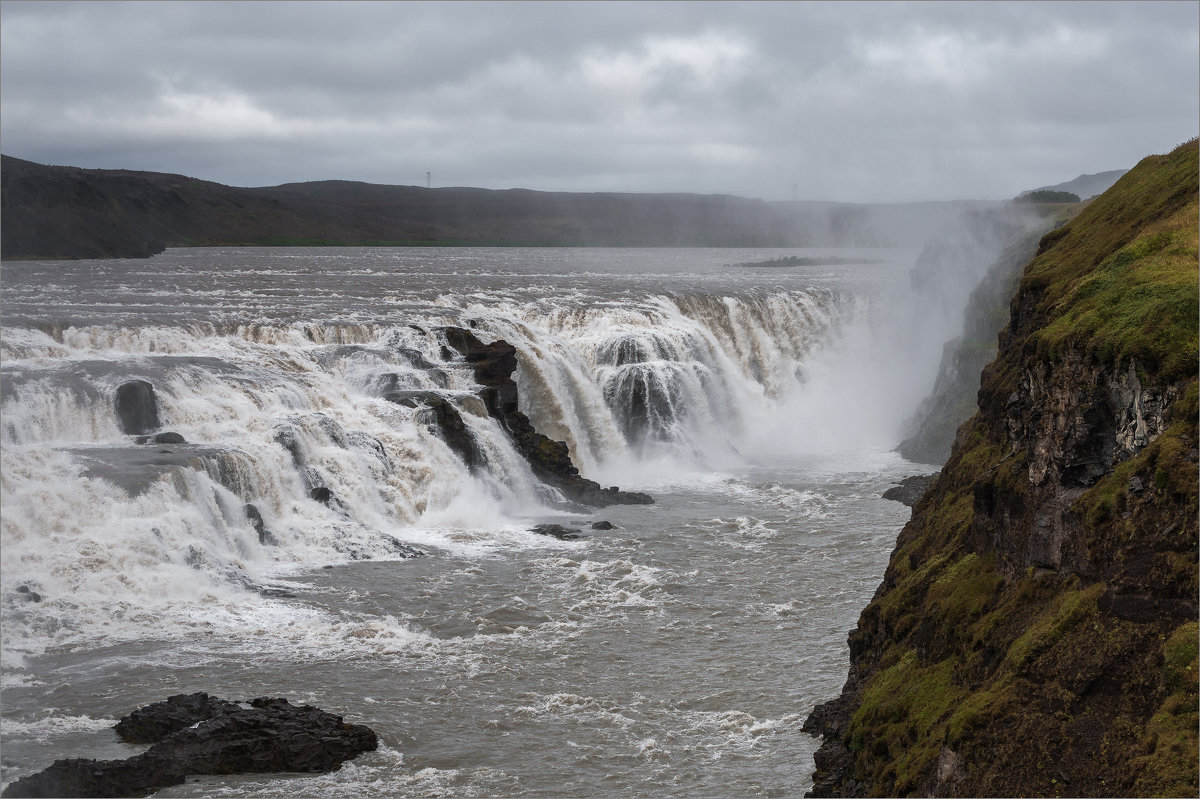 Ниагара Исландии - Shapiro Svetlana