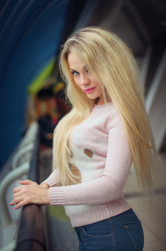 Анна - Сергей Бухарев