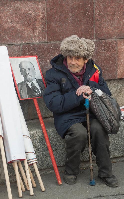 100 лет ВЕЛИКОМУ ОКТЯБРЮ - Николай Сапегин