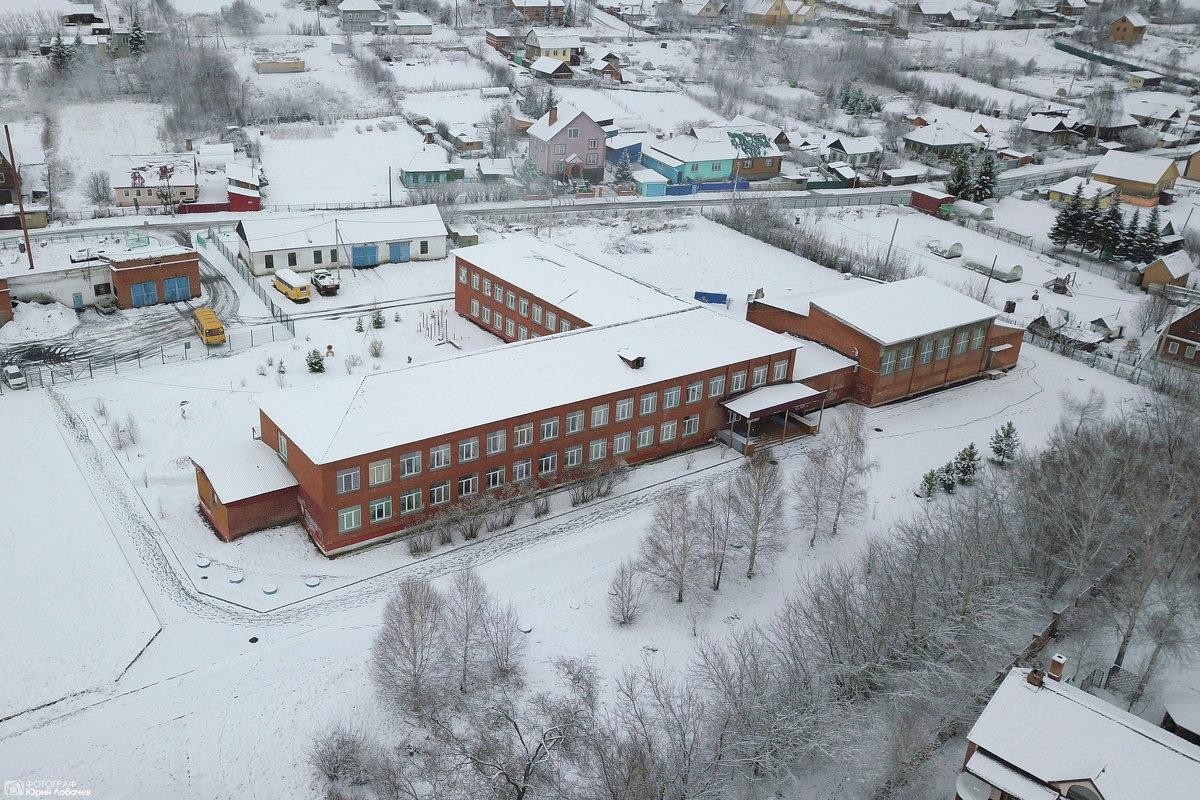 Село Сосновка - Юрий Лобачев