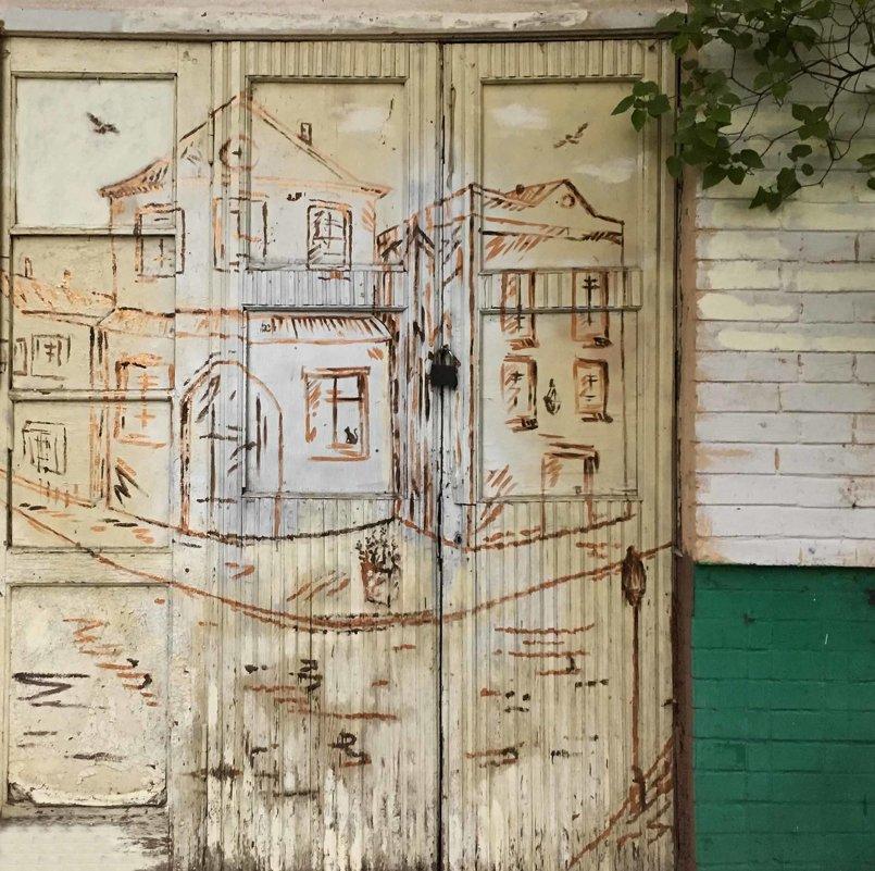 Дверь в мечту. - Сергей Рубан