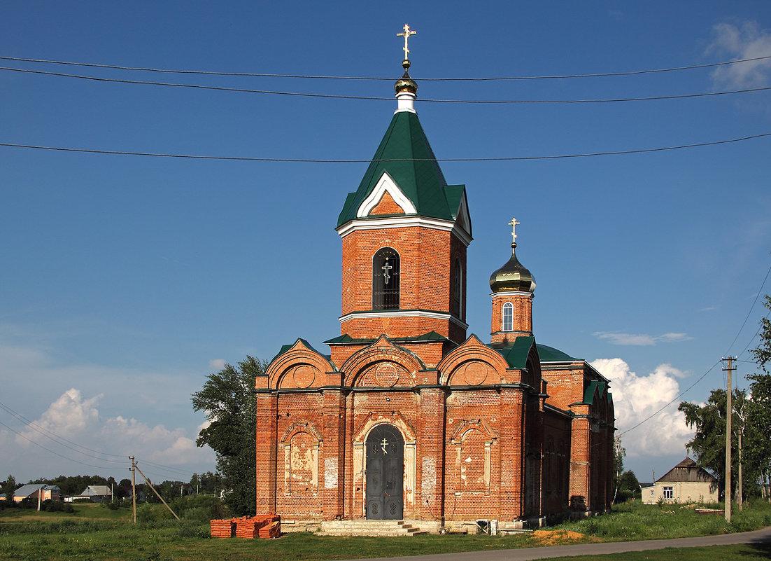 Храм. Товаро-Никольское. Липецкая область - MILAV V