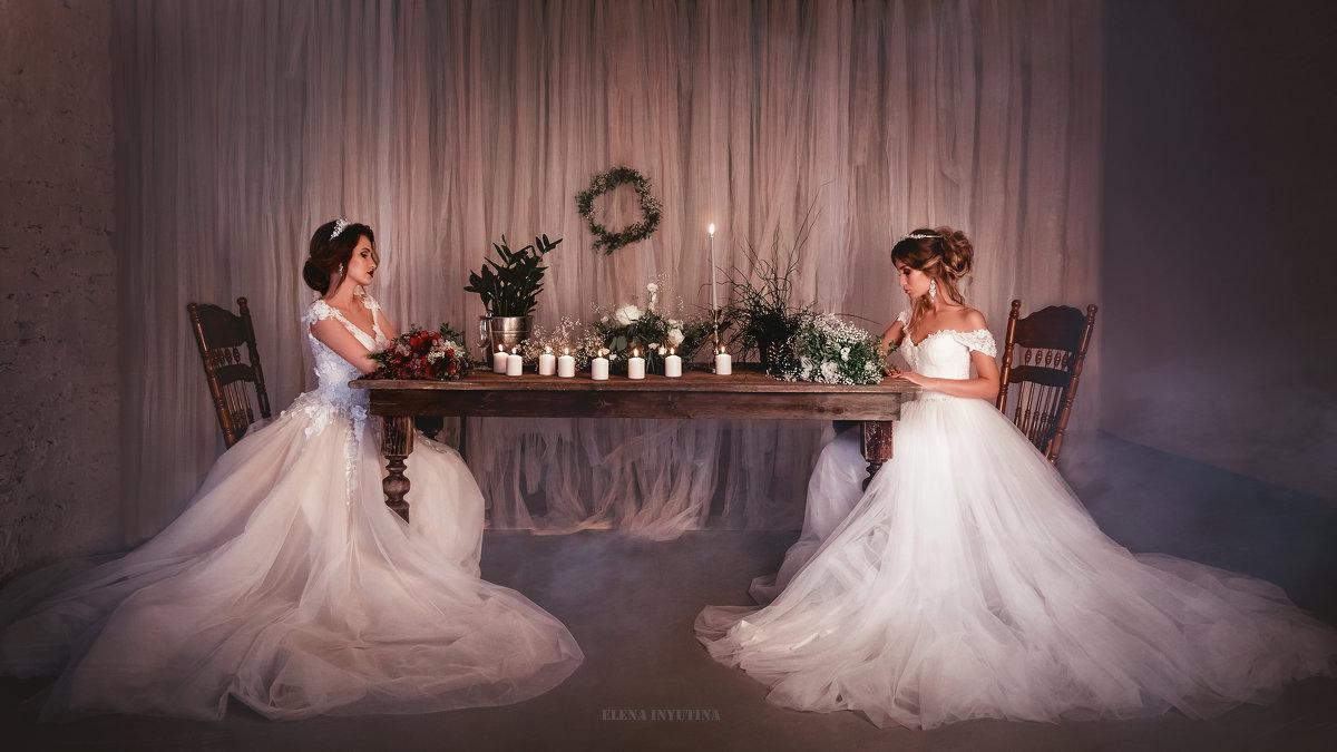 Мария и Диана - Елена Инютина