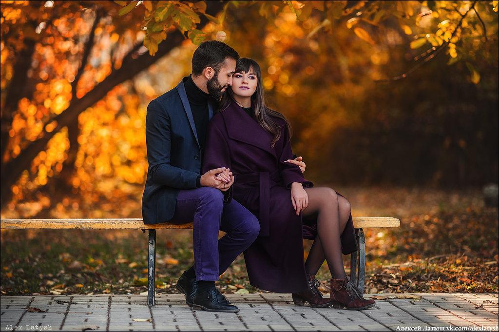 Осенние фотосессии в самом разгаре) - Алексей Латыш