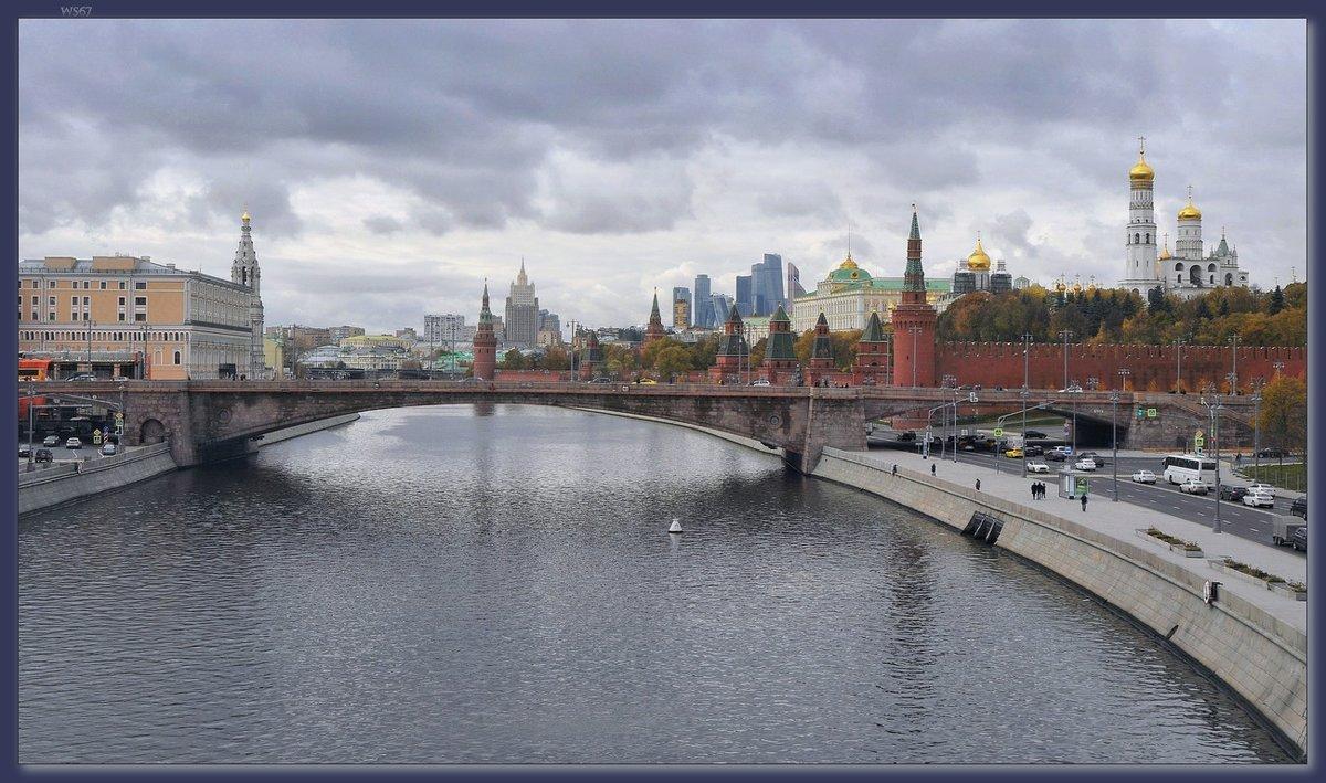 Москва и Кремль. - Vadim WadimS67