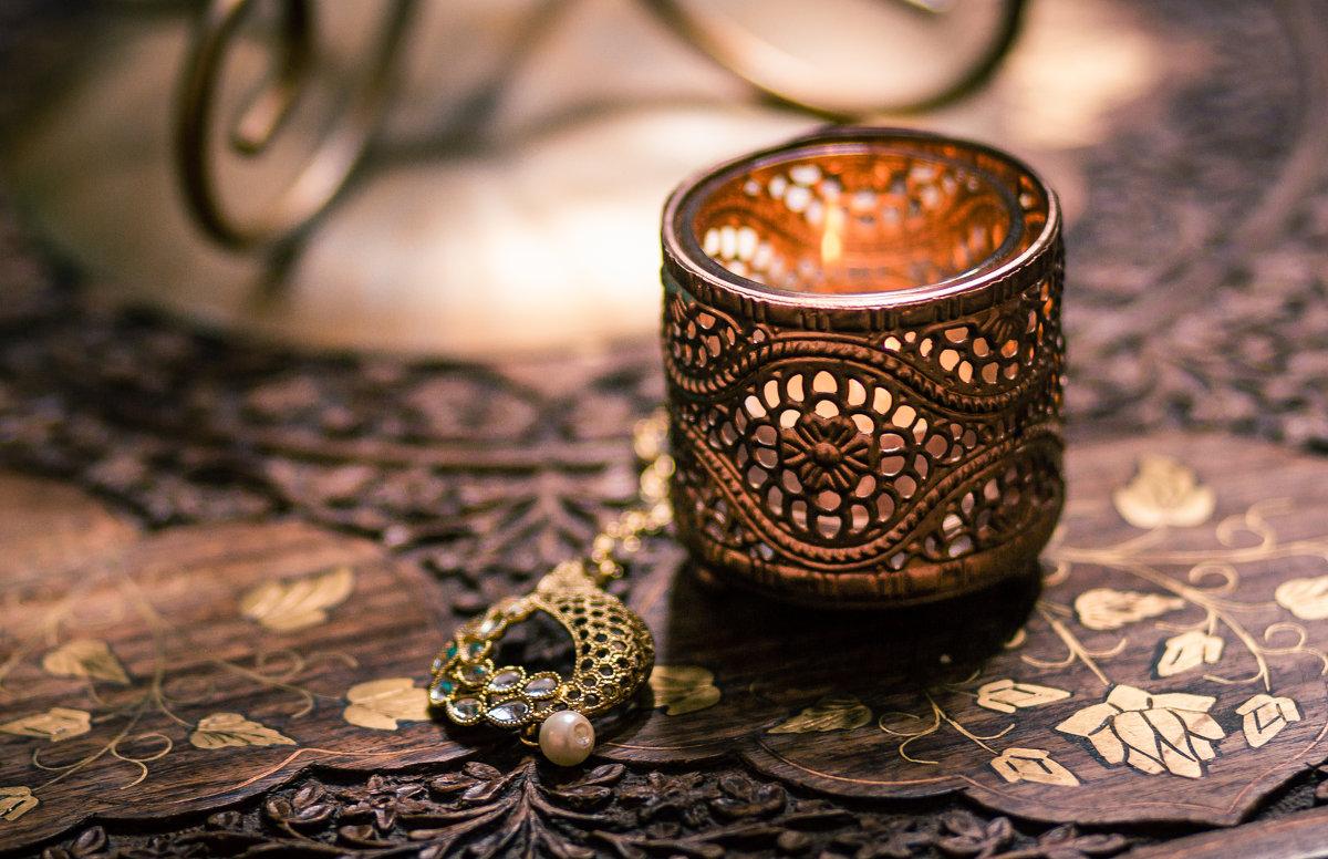 Indian style - Alena Kramarenko