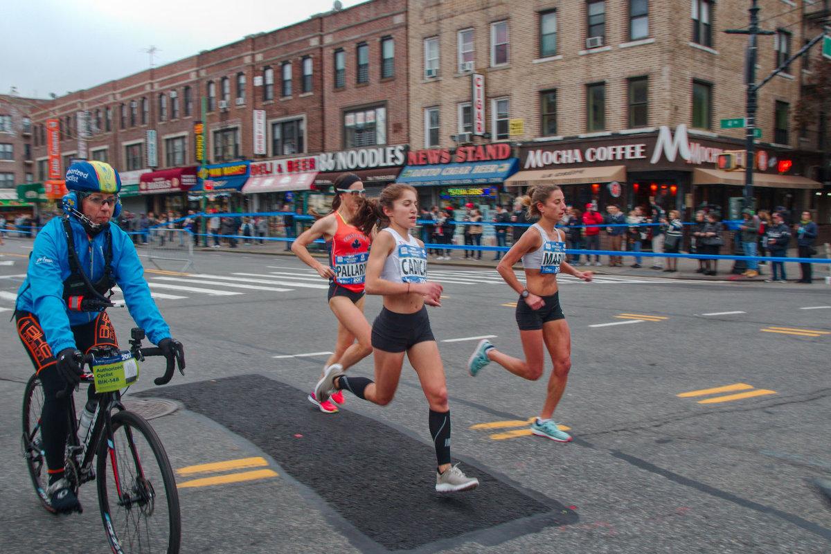Нью-ЙОркский марафон 2017. Олимпионики-женщины 2 - Олег Чемоданов