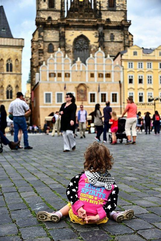 Прага - Николай