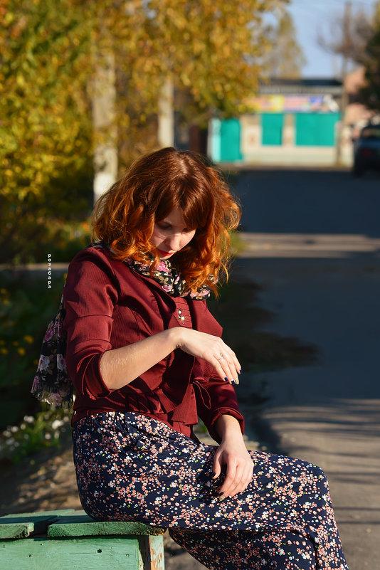 Мари не постановочное фото - Роза Бара
