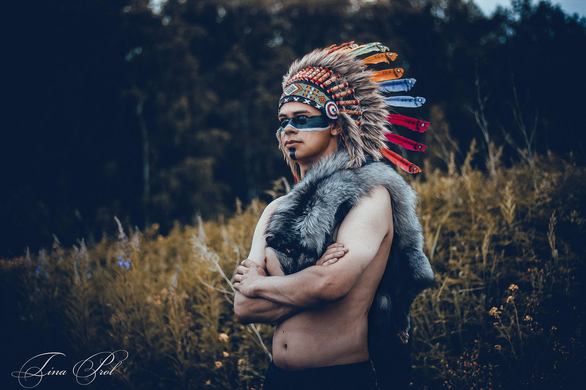 индейское племяи - Кристина Пролыгина