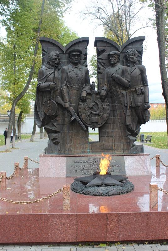 вечная память - Дмитрий Солоненко