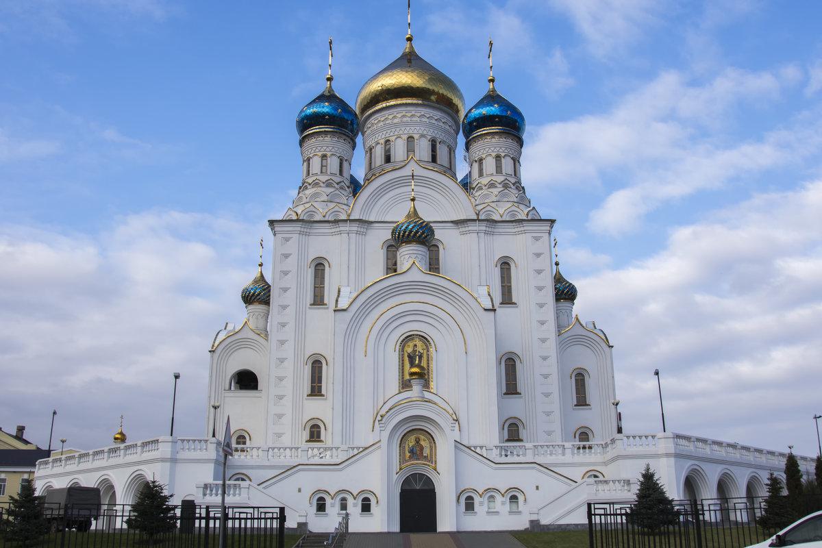 Храм.... - Сергей К.