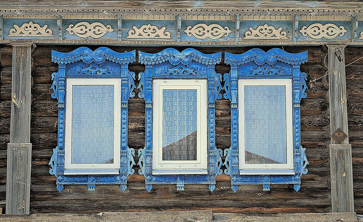 Деревенские окна - Николай Масляев